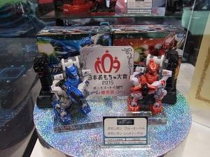 東京おもちゃショー2015 タカラトミー サンダーバード ガガンガン039