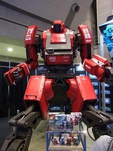 東京おもちゃショー2015 タカラトミー サンダーバード ガガンガン041