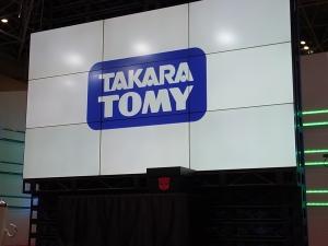 東京おもちゃショー トランスフォーマー新製品発表会001