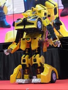 東京おもちゃショー トランスフォーマー新製品発表会016
