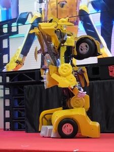 東京おもちゃショー トランスフォーマー新製品発表会017