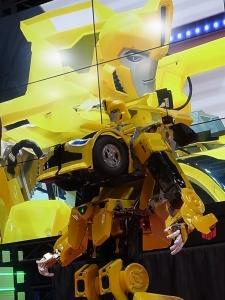 東京おもちゃショー トランスフォーマー新製品発表会020