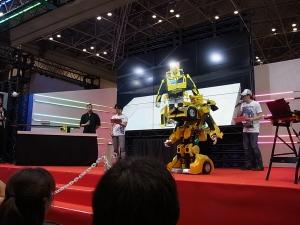東京おもちゃショー トランスフォーマー新製品発表会022