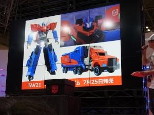 東京おもちゃショー トランスフォーマー新製品発表会029