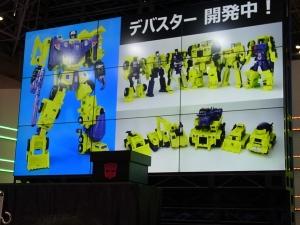 東京おもちゃショー トランスフォーマー新製品発表会032