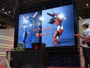 東京おもちゃショー トランスフォーマー新製品発表会035
