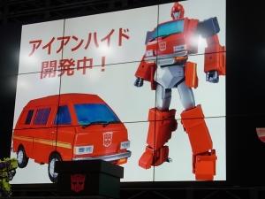 東京おもちゃショー トランスフォーマー新製品発表会036