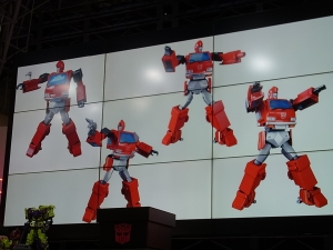 東京おもちゃショー トランスフォーマー新製品発表会037