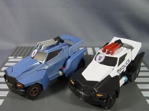 トランスフォーマー TAVVS03 ストロングアームVSファントムジョー033