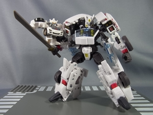 トランスフォーマー QT22 ドリフト (マツダ RX-7 FD3S)020