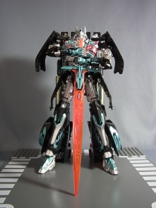 トイザらス限定 トランスフォーマー4 ロストエイジ ブラックナイト オプティマスプライム042