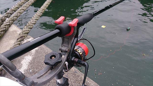 13:58 釣り開始 ♪