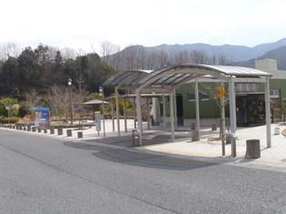 池田パーキングエリア(下り)
