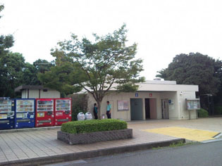井上パーキングエリア(上り)