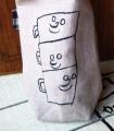 3cup drink bag