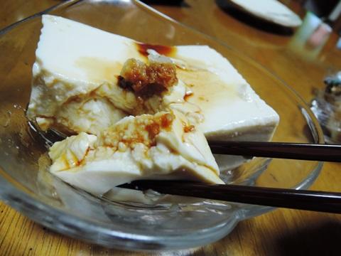 本柚子豆腐⑦