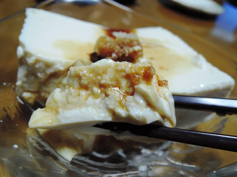 本柚子豆腐⑧