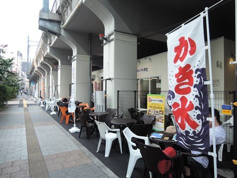 B1グランプリ食堂8