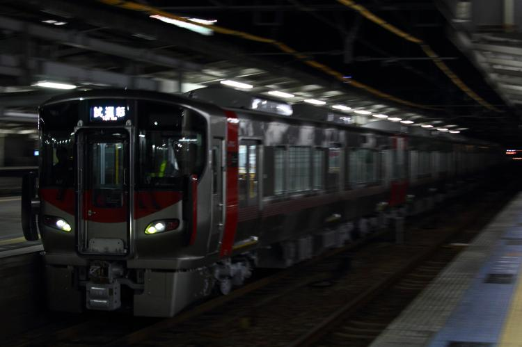 227系A-19+S-04 広島