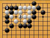 詰碁3-11_解2