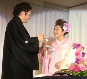 70a結婚式♪④_convert_20150722125338