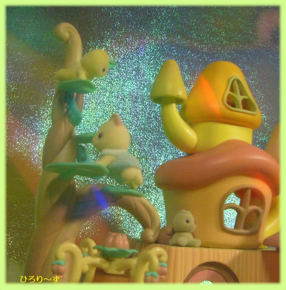 ふしぎの森のキノコ イメージ