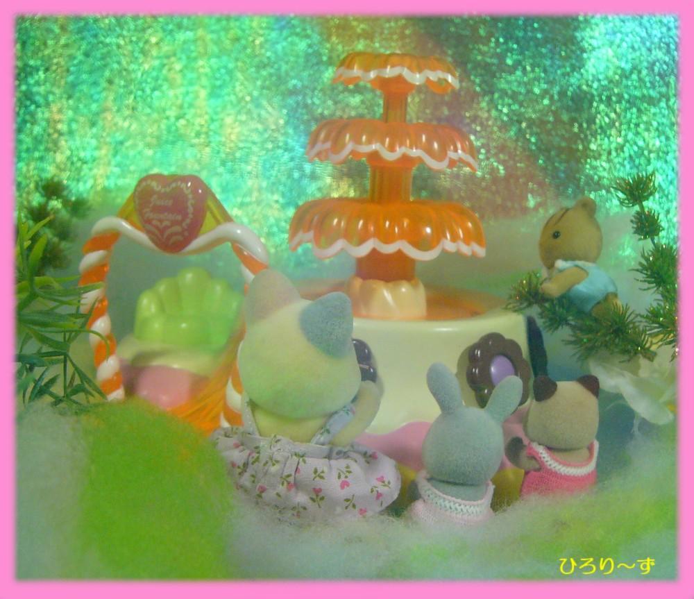 ストーリーカード ジュースのふん水 3