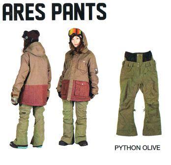 ARES PT PY OLIVE