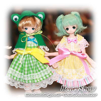 【HoneySnow】 7/26 ワンフェス2015夏