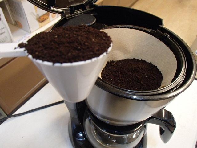 コーヒーメーカーでアイスコーヒー (2)