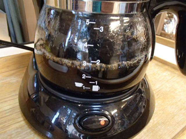 コーヒーメーカーでアイスコーヒー (8)
