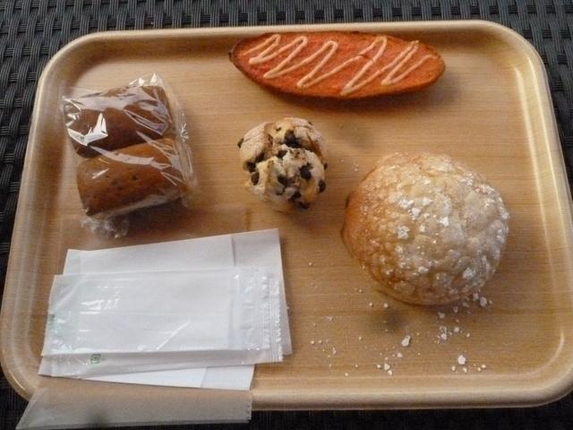 150607ポン太朝食①