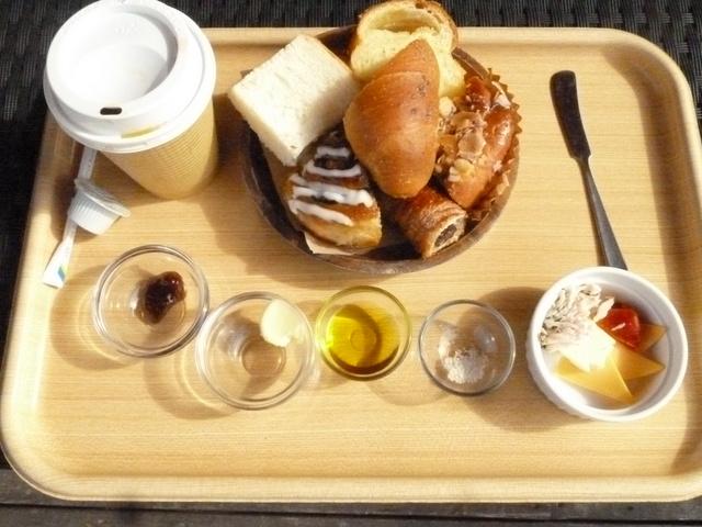 150607ポン太朝食⑦
