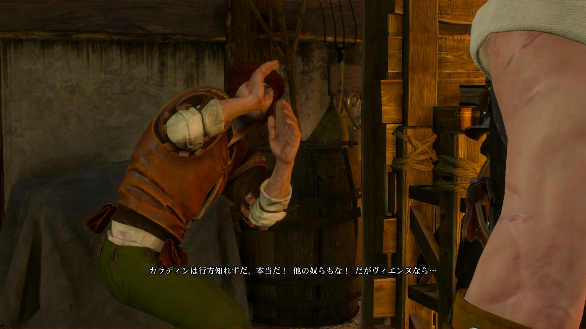 手がかり ウィッチャー を 追って 3 ウィッチャー3について質問です画像の正面にある宝箱がどーやって