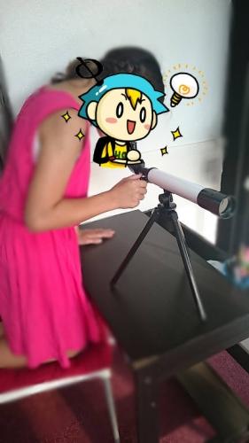 天体望遠鏡01