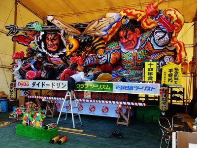 2015 ねぶた祭り