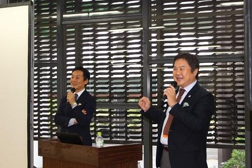 ①講師紹介ポンタ&マサ★IMG_0374