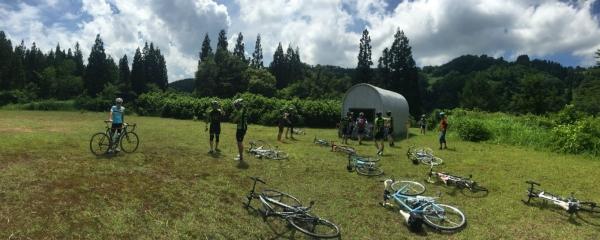 20150725津南祭大地の芸術祭プレサイクリング17