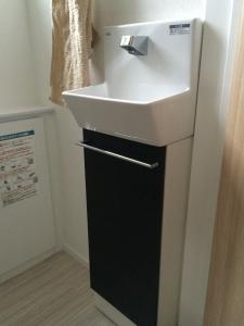 1階のコフレル自動水栓
