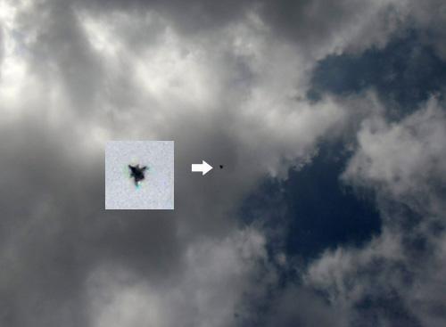X-36 飛んでるよ! その1。
