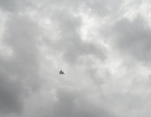 Xi-36 飛んでるよ! その1。