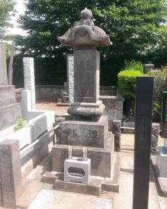 後藤富哉の墓