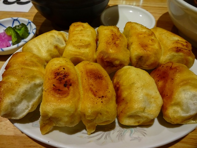 ホワイト餃子2 (5)