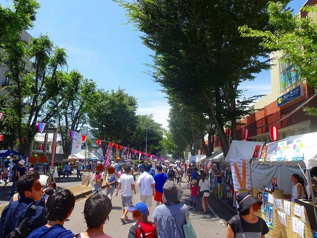 新松戸祭り'2015 (1)