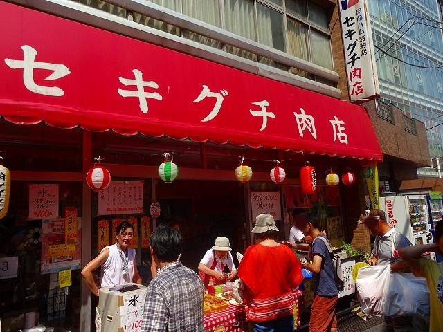 柏祭り2015東口 (3)