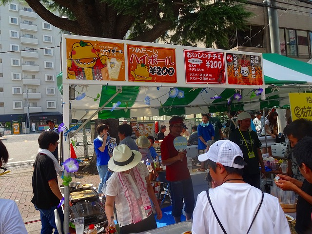 柏祭り2015東口 (16)