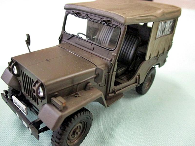 73式小型トラック-C1
