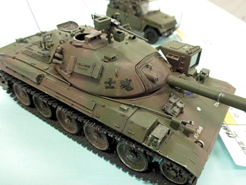 74式戦車-C1
