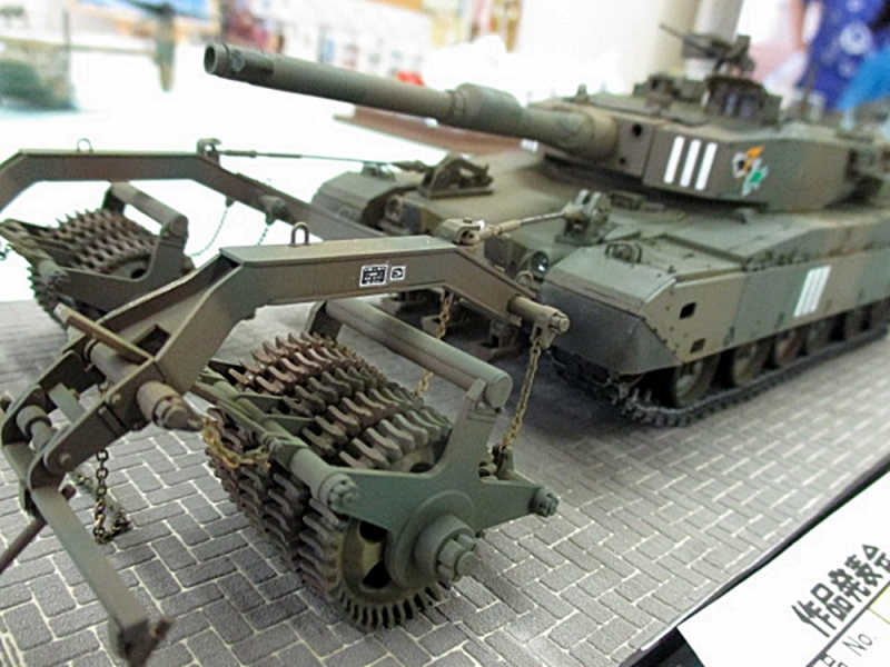 90式戦車-C1