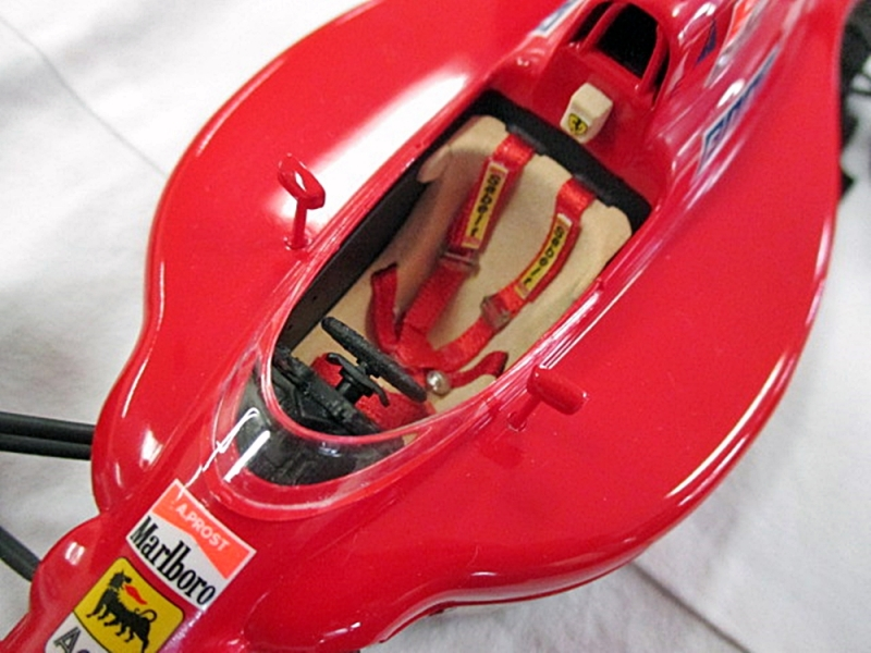 フェラーリF641